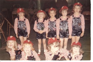 Starlet Dance Studio Ginger lower left